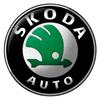 logo marki samochodu Skoda Fabia