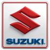 logo marki samochodu Suzuki Swift