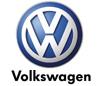logo marki samochodu Volkswagen Golf